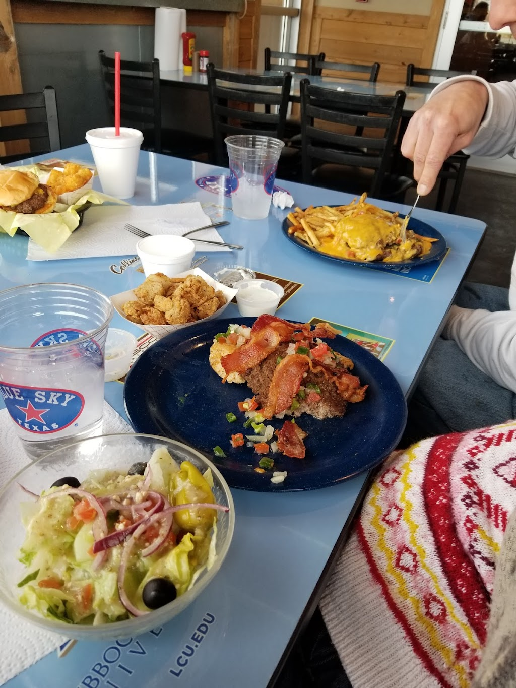 Blue Sky Texas - meal takeaway    Photo 10 of 10   Address: 4416 98th St, Lubbock, TX 79424, USA   Phone: (806) 368-7591