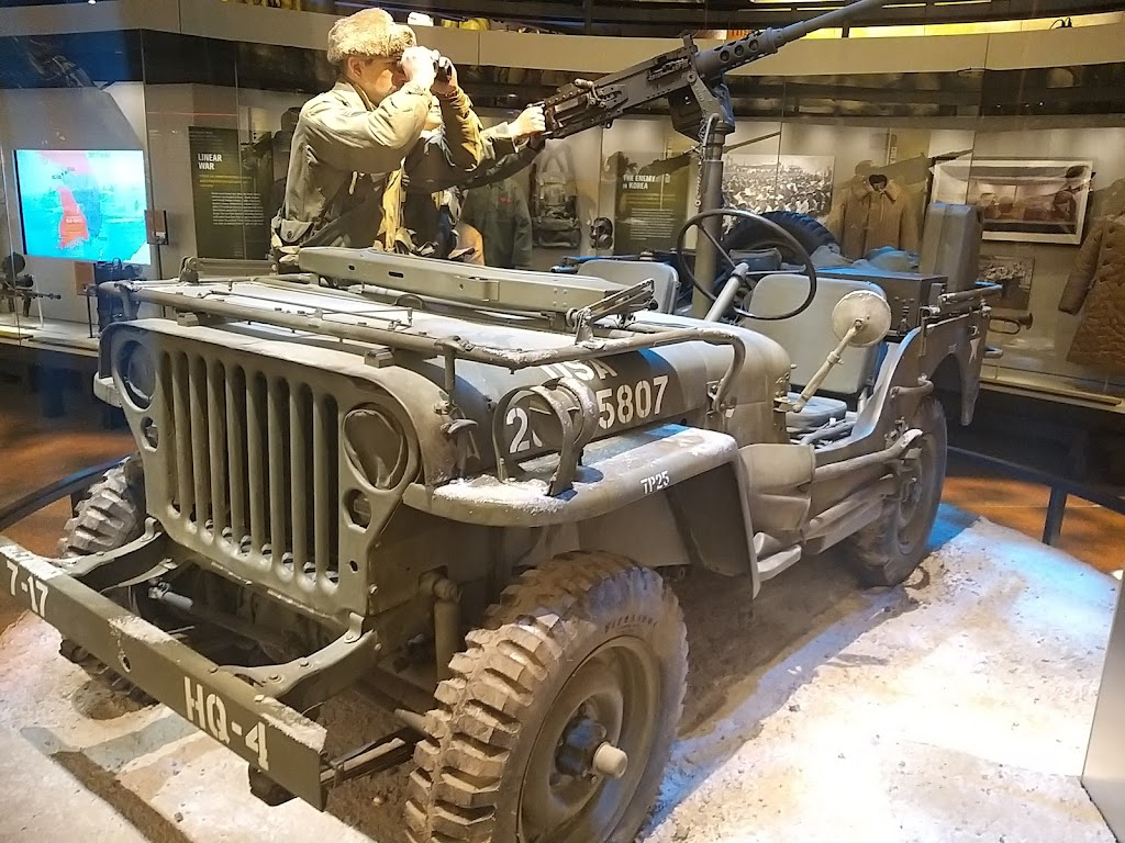 National Museum of the United States Army - museum  | Photo 8 of 10 | Address: 1775 Liberty Dr, Fort Belvoir, VA 22060, USA | Phone: (800) 506-2672