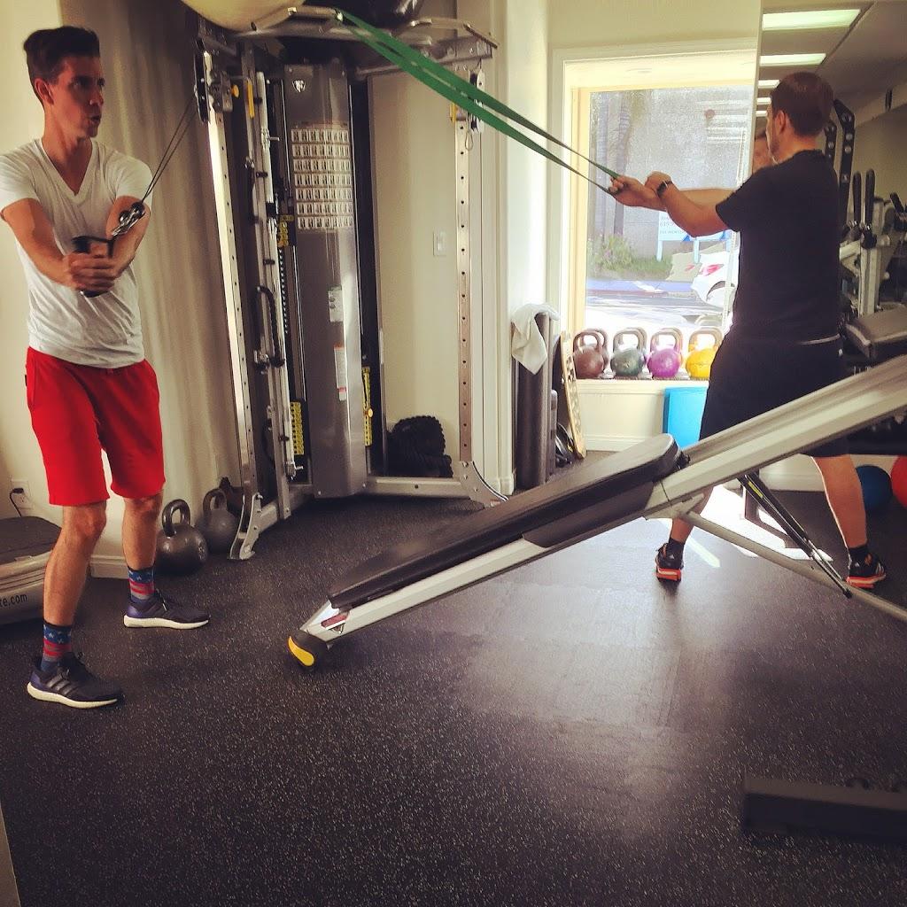 Tyska Fitness Techniques - gym    Photo 1 of 10   Address: cuvier park/rec center, La Jolla, CA 92037, USA   Phone: (858) 228-7285