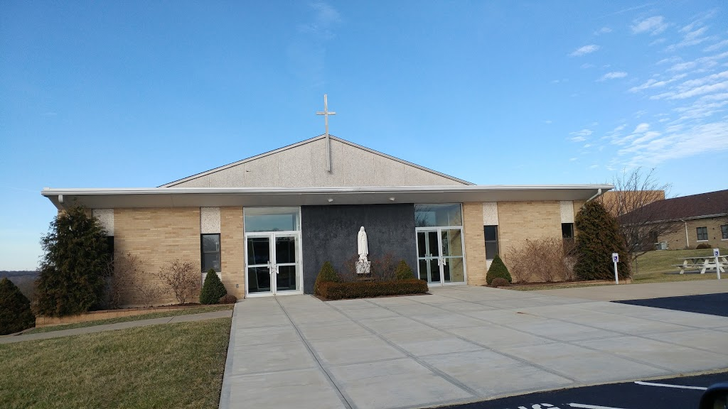Queen of Peace Parish - church  | Photo 2 of 10 | Address: 2550 Millville Ave, Hamilton, OH 45013, USA | Phone: (513) 863-4344
