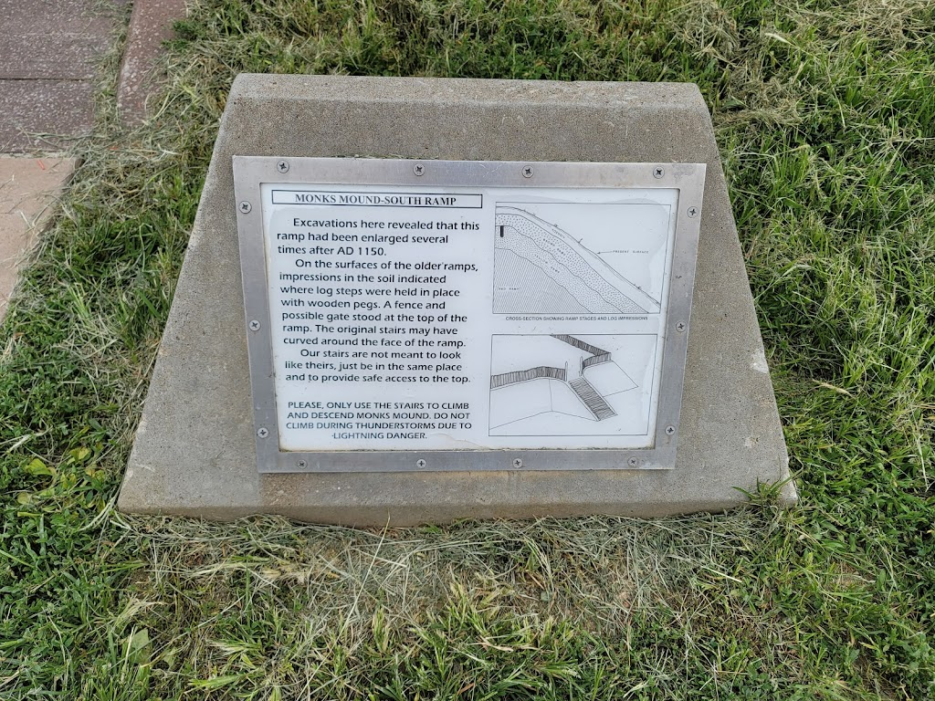 Cahokia Mounds Museum Society - museum    Photo 10 of 10   Address: 30 Ramey St, Collinsville, IL 62234, USA   Phone: (618) 344-9221