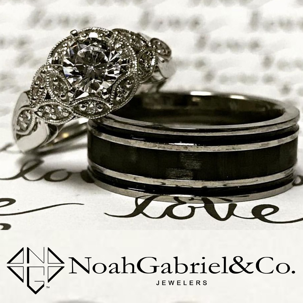 Noah Gabriel & Co. Jewelers - jewelry store  | Photo 5 of 10 | Address: 12063 Perry Hwy, Wexford, PA 15090, USA | Phone: (724) 935-5070