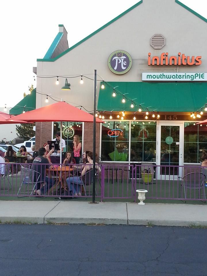 Infinitus Pizza PIE (iPIE) - restaurant  | Photo 1 of 10 | Address: 145 Nickel St, Broomfield, CO 80020, USA | Phone: (720) 887-4588
