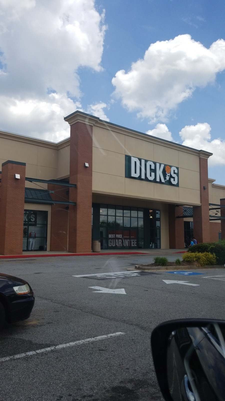 DICKS Sporting Goods - shoe store  | Photo 10 of 10 | Address: 305 A Pavilion Pkwy, Fayetteville, GA 30214, USA | Phone: (678) 817-0676