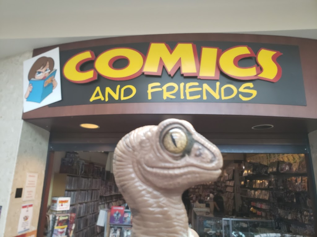 COMICS AND FRIENDS - book store  | Photo 1 of 10 | Address: 7850 Mentor Ave Suite 1054, Mentor, OH 44060, USA | Phone: (440) 255-4242