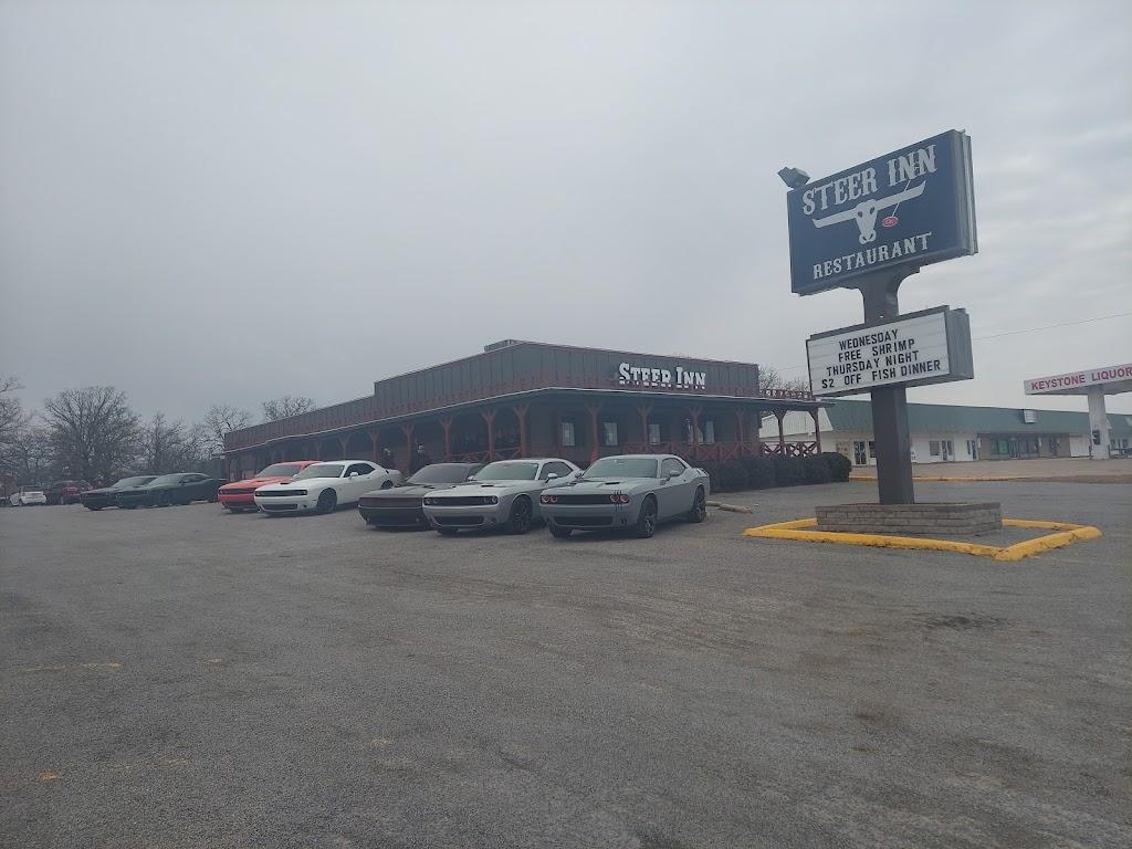 Steer Inn Family Restaurant - restaurant  | Photo 4 of 10 | Address: 108 Industrial Dr, Mannford, OK 74044, USA | Phone: (918) 865-2127