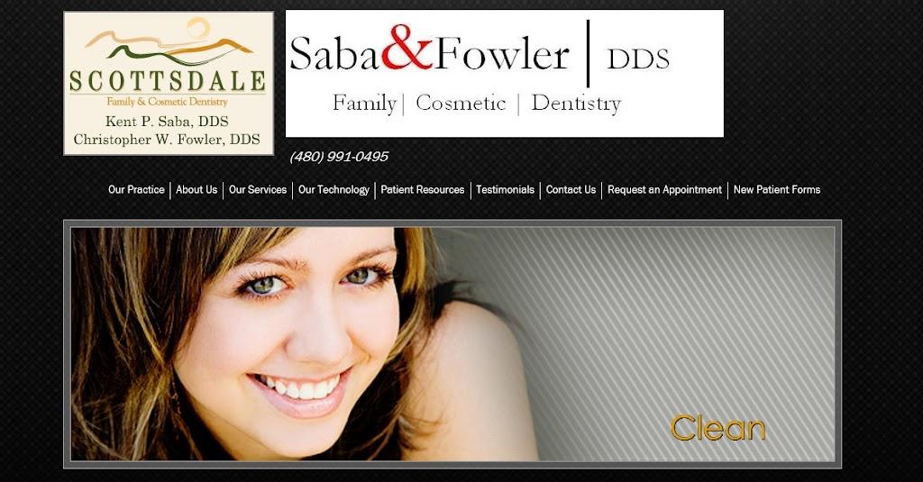 Fowler Christopher DDS - dentist  | Photo 1 of 3 | Address: 7500 E McDonald Dr #101B, Scottsdale, AZ 85250, USA | Phone: (480) 991-0495