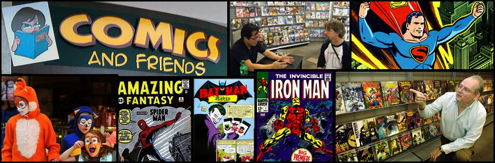 COMICS AND FRIENDS - book store  | Photo 9 of 10 | Address: 7850 Mentor Ave Suite 1054, Mentor, OH 44060, USA | Phone: (440) 255-4242