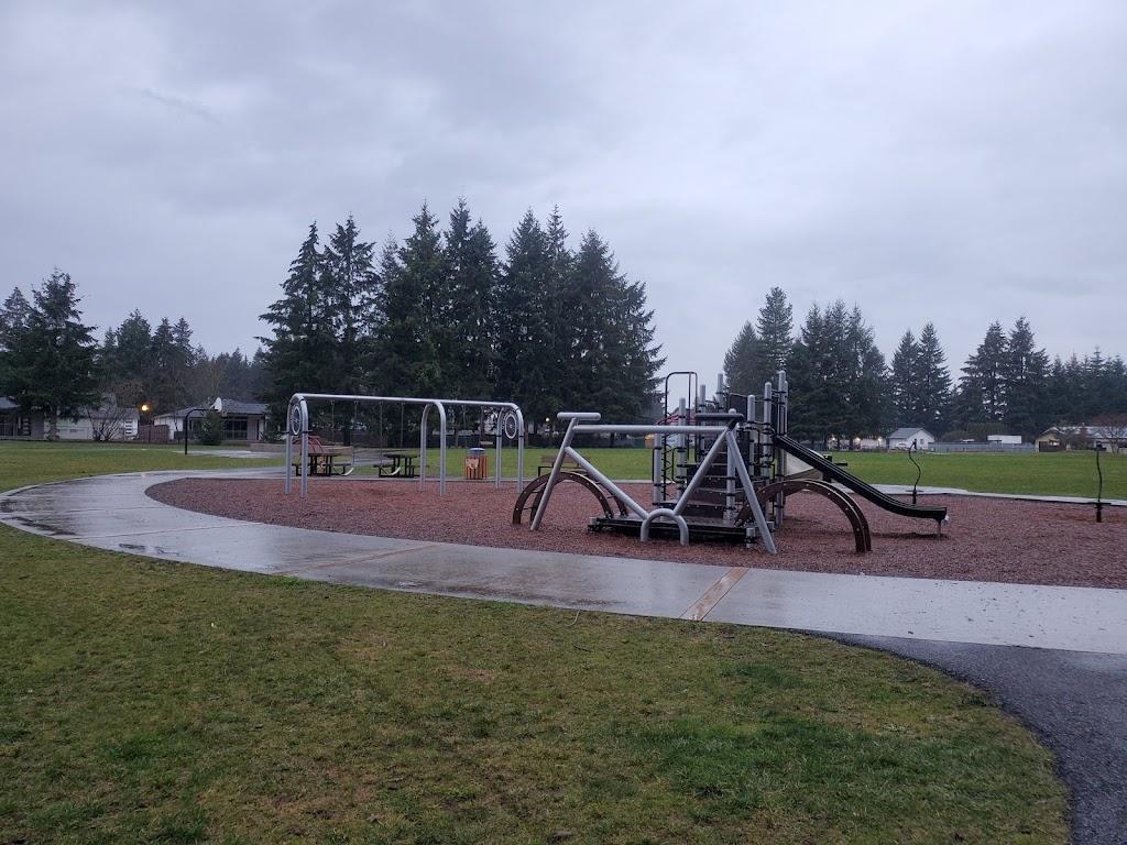 Otto Brown Neighborhood Park - park  | Photo 1 of 10 | Address: 15809 NE 96th St, Vancouver, WA 98682, USA | Phone: (360) 397-2285