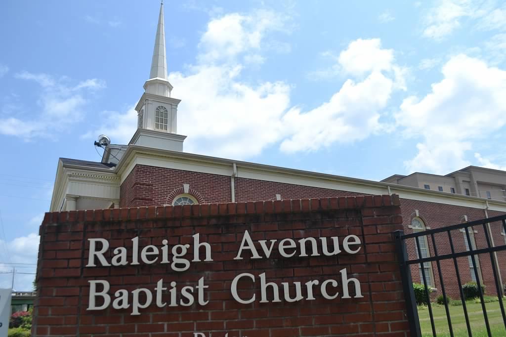 Raleigh Avenue Baptist Church - church  | Photo 3 of 3 | Address: 309 Raleigh Ave, Homewood, AL 35209, USA | Phone: (205) 942-8060