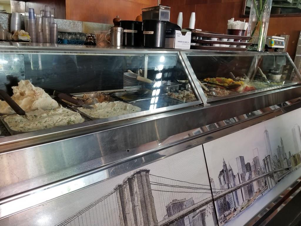 New York Bagel Co. - restaurant  | Photo 9 of 9 | Address: 11640 San Vicente Blvd, Los Angeles, CA 90049, USA | Phone: (310) 820-1050