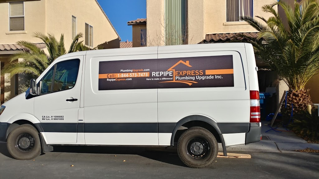 Plumbing Repipe Specialist - plumber  | Photo 1 of 4 | Address: 9218 Valley Betica Ave, Las Vegas, NV 89148, USA | Phone: (702) 527-0557