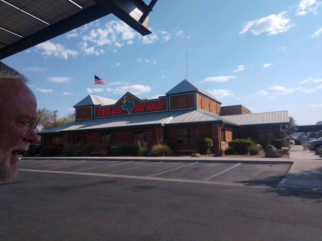Texas Roadhouse - restaurant    Photo 6 of 10   Address: 8450 N Cracker Barrel Rd, Marana, AZ 85743, USA   Phone: (520) 579-3855