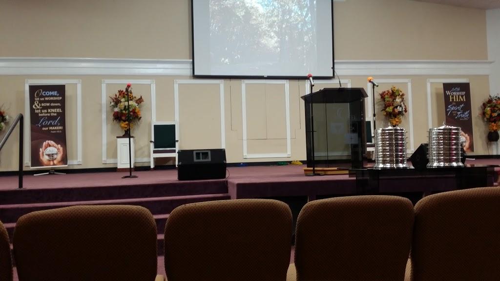 Camp Creek Church of Christ - church  | Photo 3 of 7 | Address: 2400 Merk Rd SW, Atlanta, GA 30331, USA | Phone: (404) 349-2852