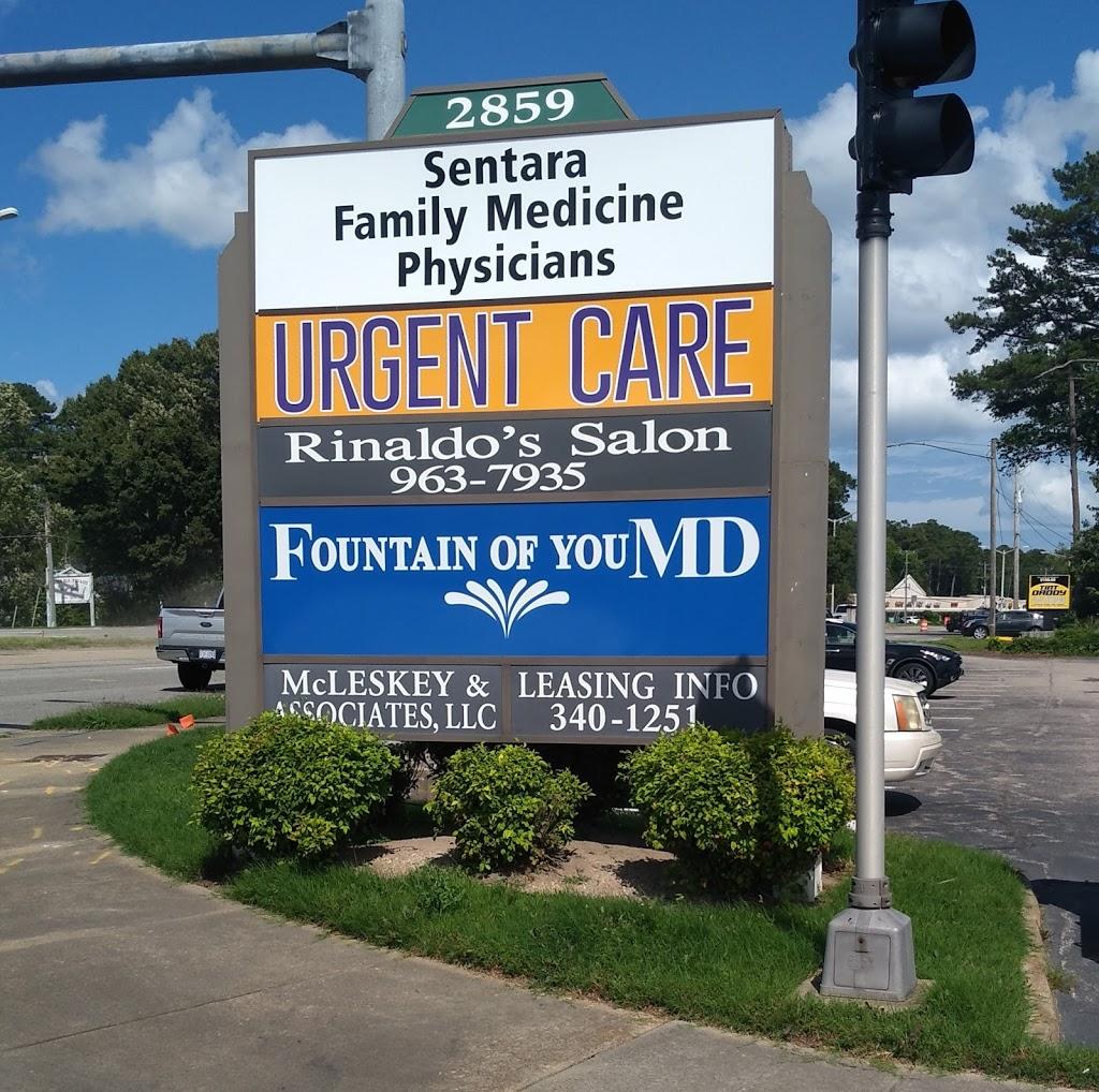 Velocity Urgent Care - doctor  | Photo 4 of 8 | Address: 2859 Virginia Beach Blvd Suite 100, Virginia Beach, VA 23452, USA | Phone: (757) 772-6123