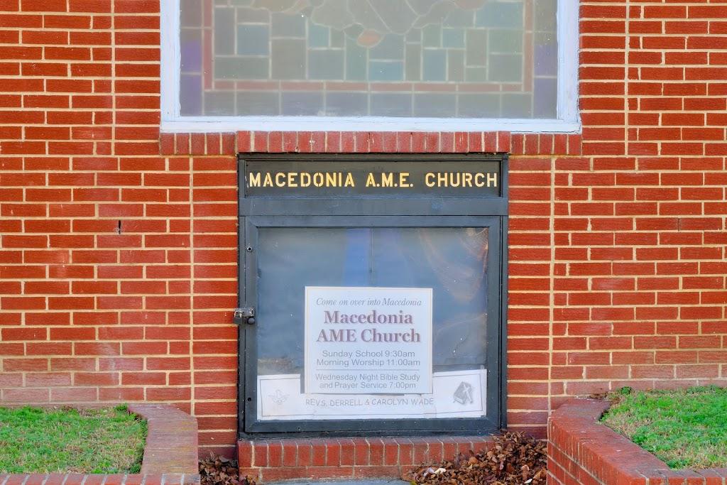 Macedonia AME Church - church  | Photo 8 of 8 | Address: 127 Pine St, Suffolk, VA 23434, USA | Phone: (757) 539-4502