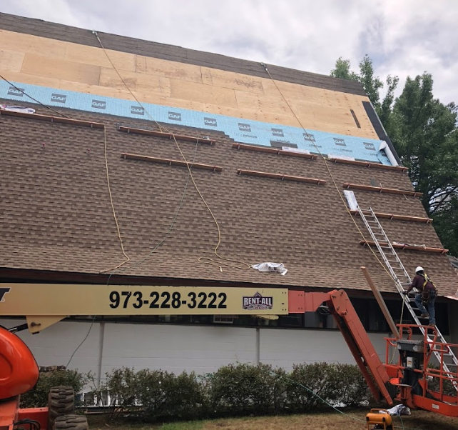 American Sons Professionals Roofing & Chimney - roofing contractor  | Photo 2 of 10 | Address: 425 Riverside Dr, Wayne, NJ 07470, USA | Phone: (201) 396-5509