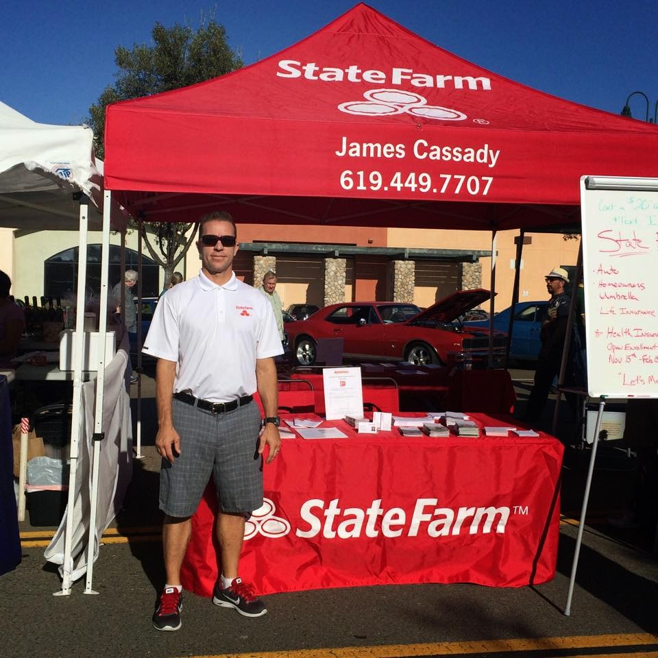 James Cassady - State Farm Insurance Agent - insurance agency  | Photo 9 of 9 | Address: 9560 Cuyamaca St #104a, Santee, CA 92071, USA | Phone: (619) 449-7707