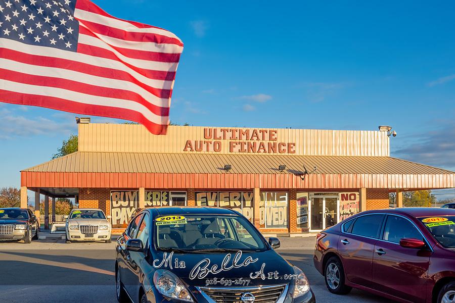 Ultimate Auto Finance - car dealer  | Photo 1 of 10 | Address: 11639 N Garnett Rd, Collinsville, OK 74021, USA | Phone: (918) 553-6500
