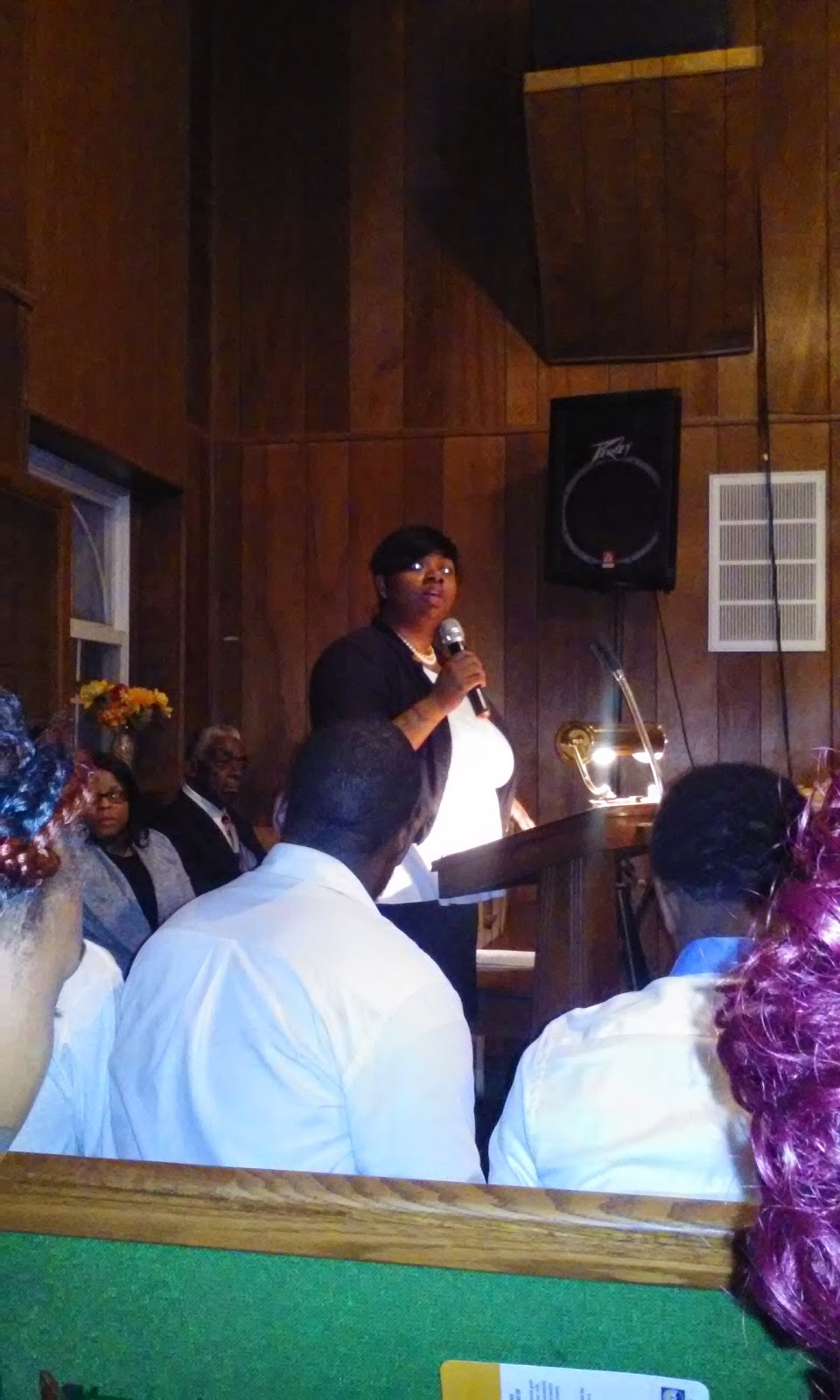 Green Pasture Baptist Church - church  | Photo 7 of 10 | Address: 50 N Maple Ave, East Orange, NJ 07017, USA | Phone: (973) 678-4370