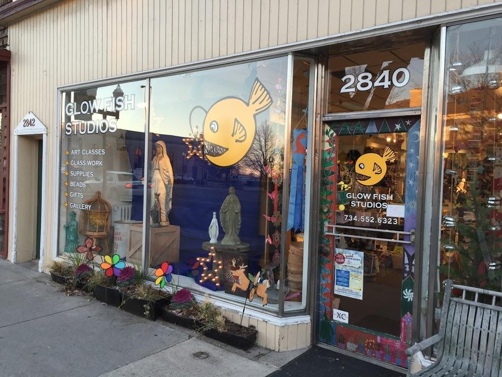Glow Fish Studios - store    Photo 10 of 10   Address: 2840 Biddle Ave, Wyandotte, MI 48192, USA   Phone: (734) 552-6323