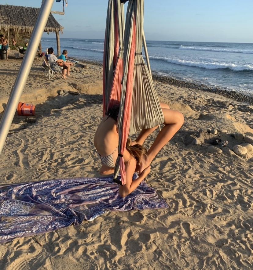 Yoga Trapeze Orange County - school    Photo 8 of 10   Address: 815 N San Pablo Ct, Long Beach, CA 90813, USA   Phone: (949) 324-6918