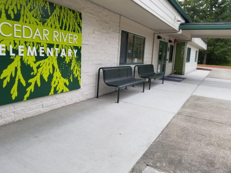 Cedar River Elementary School (CRMS) - school    Photo 2 of 6   Address: 22615 Sweeney Rd SE, Maple Valley, WA 98038, USA   Phone: (425) 413-5400