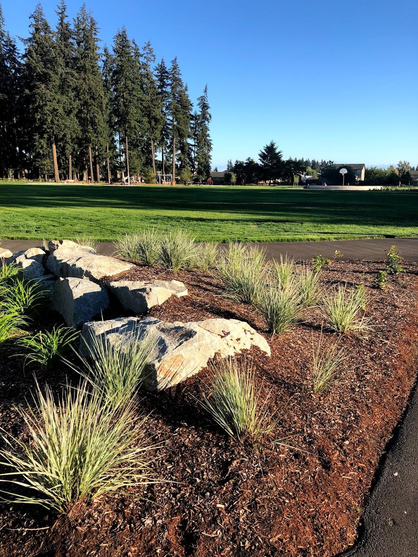 Otto Brown Neighborhood Park - park  | Photo 8 of 10 | Address: 15809 NE 96th St, Vancouver, WA 98682, USA | Phone: (360) 397-2285