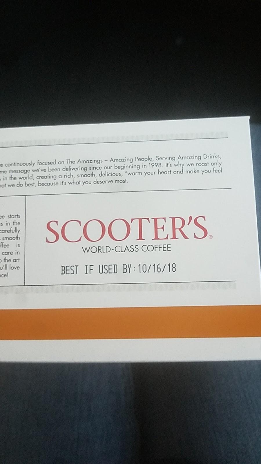 Scooters Coffee - bakery  | Photo 7 of 10 | Address: Cornhusker Plaza, 2402 Cornhusker Rd, Bellevue, NE 68123, USA | Phone: (402) 916-1966