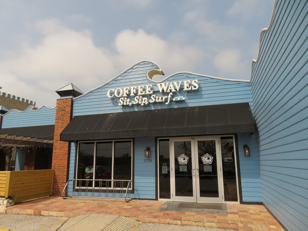 Coffee Waves - art gallery  | Photo 1 of 10 | Address: 5738 S Alameda St, Corpus Christi, TX 78412, USA | Phone: (361) 986-0481