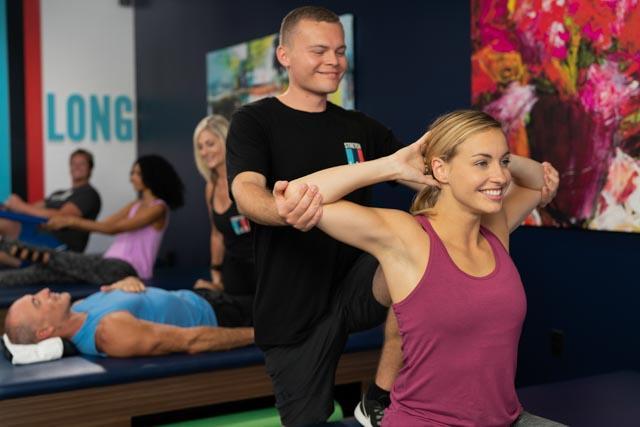 StretchLab - gym    Photo 3 of 5   Address: 12853 El Camino Real Suite 204, San Diego, CA 92130, USA   Phone: (858) 794-3000
