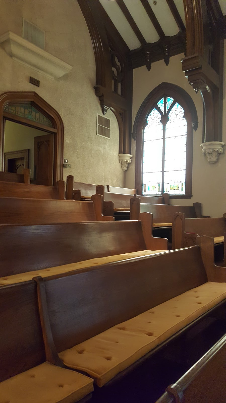 Pilgrim Congregational Church - church  | Photo 9 of 10 | Address: 600 N Garey Ave, Pomona, CA 91767, USA | Phone: (909) 622-1373