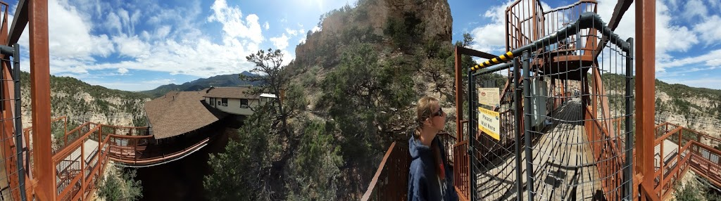 Via Ferrata Canyon - museum  | Photo 3 of 9 | Address: 100 Cave of the Winds Rd, Cascade, CO 80809, USA | Phone: (719) 685-5444