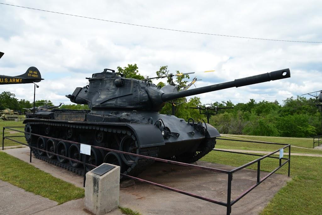 45th Infantry Division Museum - museum    Photo 5 of 10   Address: 2145 NE 36th St, Oklahoma City, OK 73111, USA   Phone: (405) 424-5313
