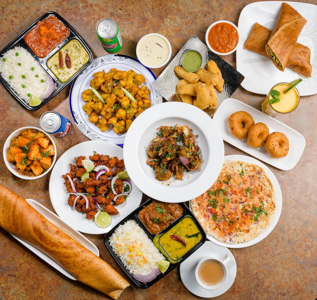 Dosa Station - meal takeaway  | Photo 2 of 10 | Address: 510 Masonic Way, Belmont, CA 94002, USA | Phone: (650) 360-9350