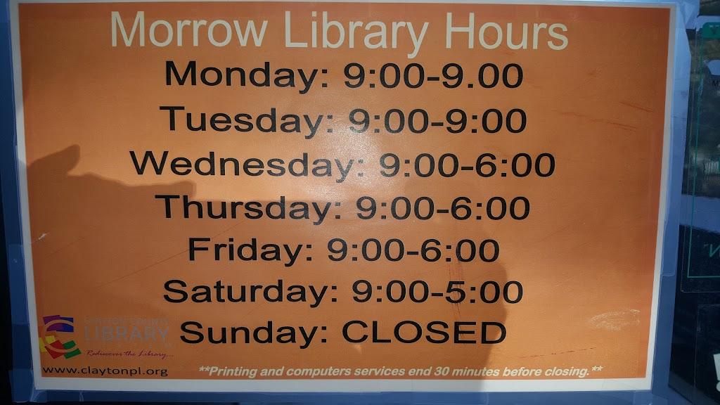 Clayton County Library System - Morrow Branch - library  | Photo 4 of 5 | Address: 6225 Maddox Rd, Morrow, GA 30260, USA | Phone: (770) 347-0170