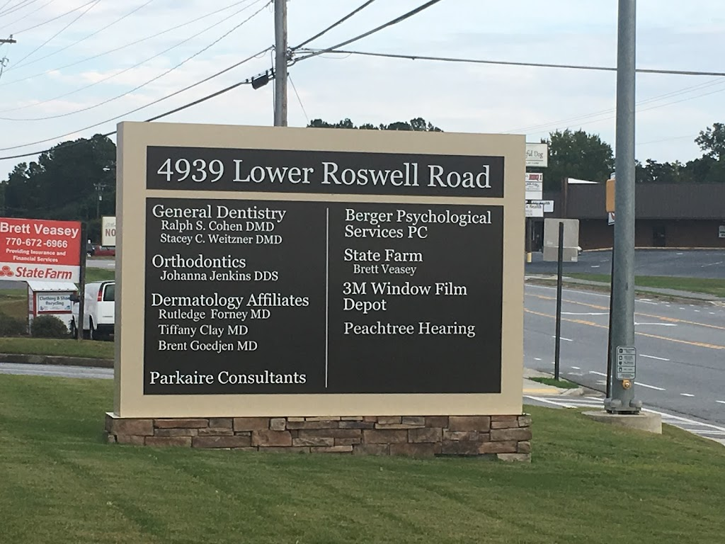 Aesthetic Orthodontist - dentist  | Photo 2 of 10 | Address: 4939 Lower Roswell Rd # A-105, Marietta, GA 30068, USA | Phone: (770) 671-0400