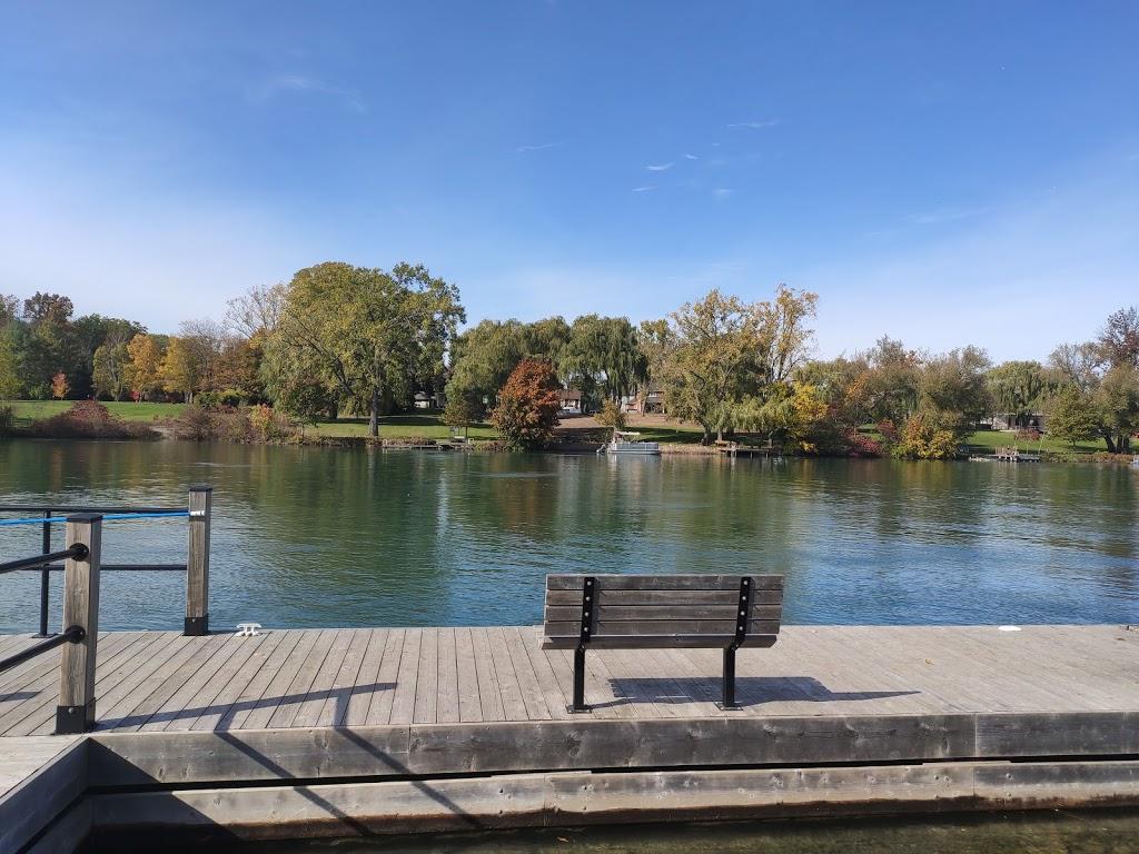 Chippawa Boat Ramp & Naisbitt Parkette - park    Photo 1 of 10   Address: 4379 Lyons Creek Rd, Niagara Falls, ON L2G, Canada, Canada   Phone: (905) 356-7521 ext. 3330