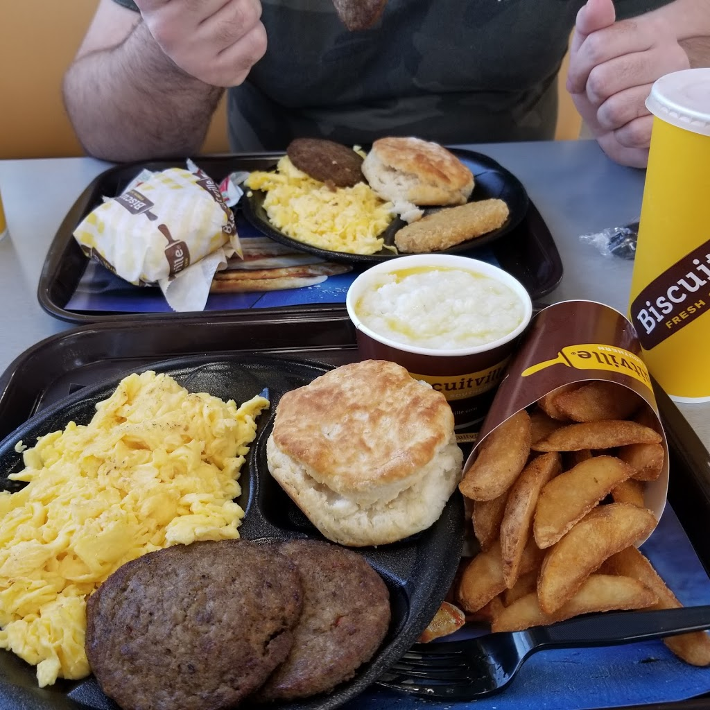 Biscuitville - cafe  | Photo 9 of 10 | Address: 2820 NC-55, Cary, NC 27519, USA | Phone: (919) 362-8034