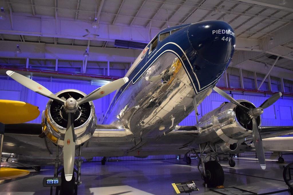 Carolinas Aviation Museum - museum  | Photo 6 of 10 | Address: 4672 1st Flight Dr, Charlotte, NC 28208, USA | Phone: (704) 997-3770