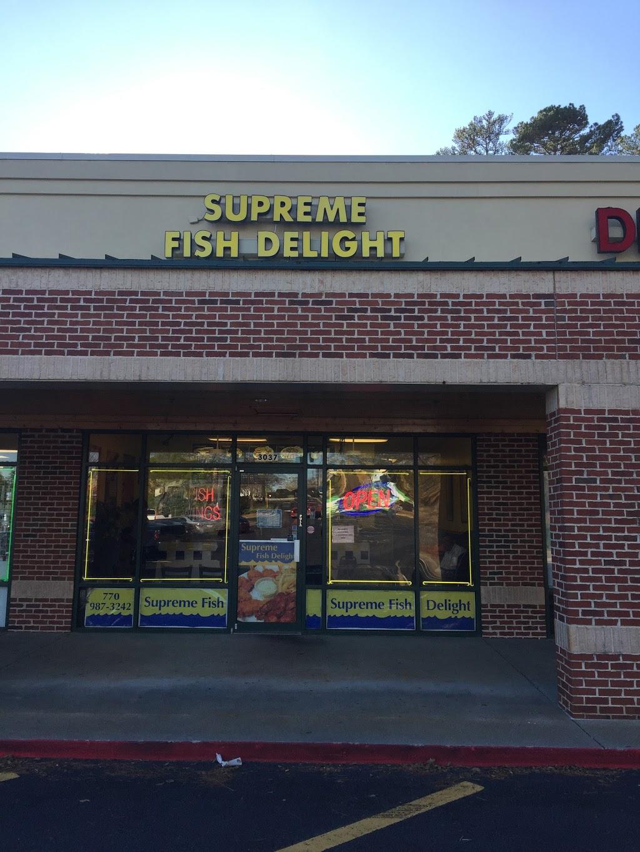 Supreme Fish Delight - restaurant  | Photo 4 of 10 | Address: 3037 Panola Rd, Stonecrest, GA 30038, USA | Phone: (770) 987-3242