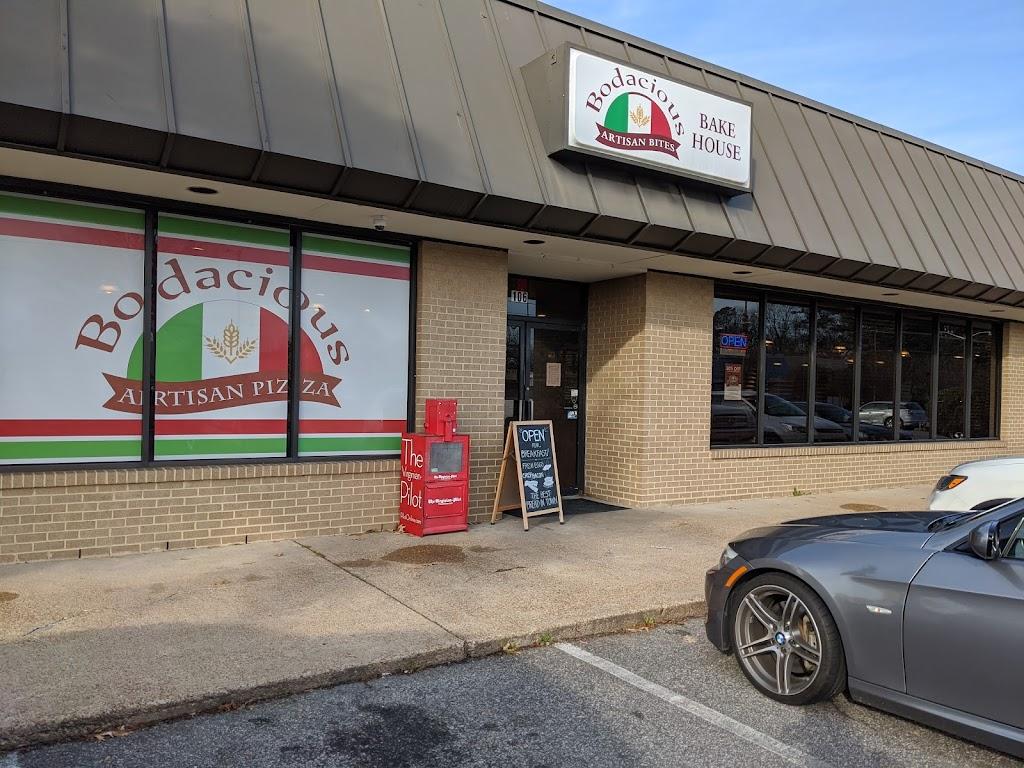 Bodacious Pizza & Bakehouse - bakery    Photo 7 of 10   Address: 309 Aragona Blvd #106, Virginia Beach, VA 23462, USA   Phone: (757) 578-5400