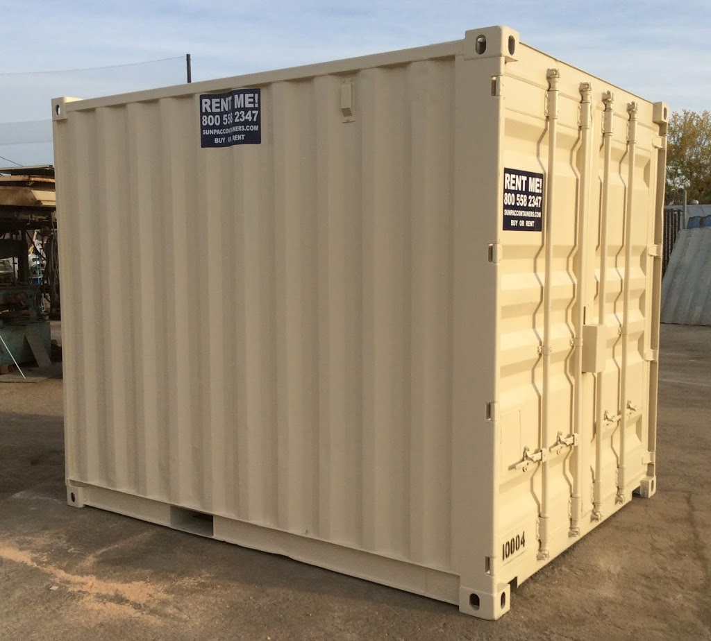 Sun Pac Storage Containers, Inc. - moving company    Photo 3 of 10   Address: 23222 Olive Ave, Lake Forest, CA 92630, USA   Phone: (800) 558-2347