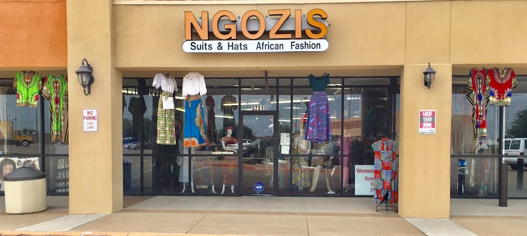 Ngozis Fashions - clothing store    Photo 1 of 10   Address: 3731 W Camp Wisdom Rd, Dallas, TX 75237, USA   Phone: (214) 942-1775