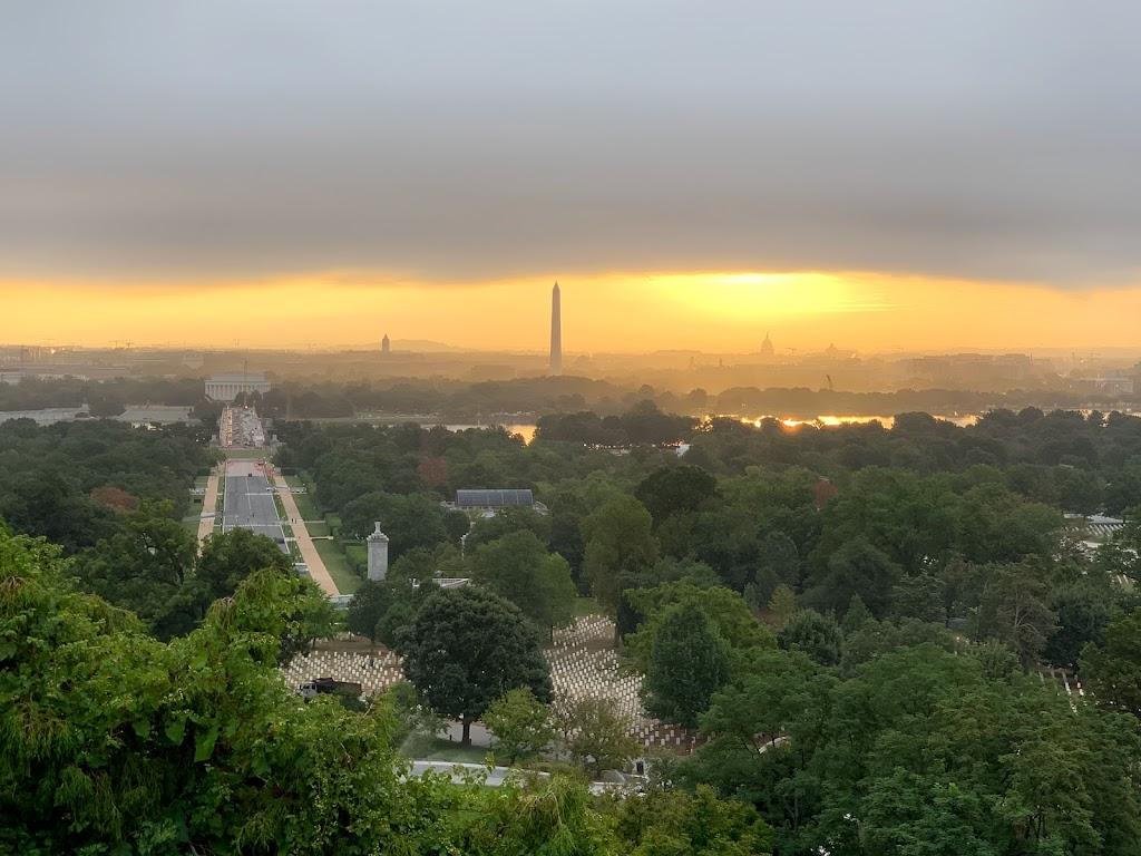 Arlington House, The Robert E. Lee Memorial - museum    Photo 3 of 10   Address: 321 Sherman Dr, Fort Myer, VA 22211, USA   Phone: (703) 235-1530