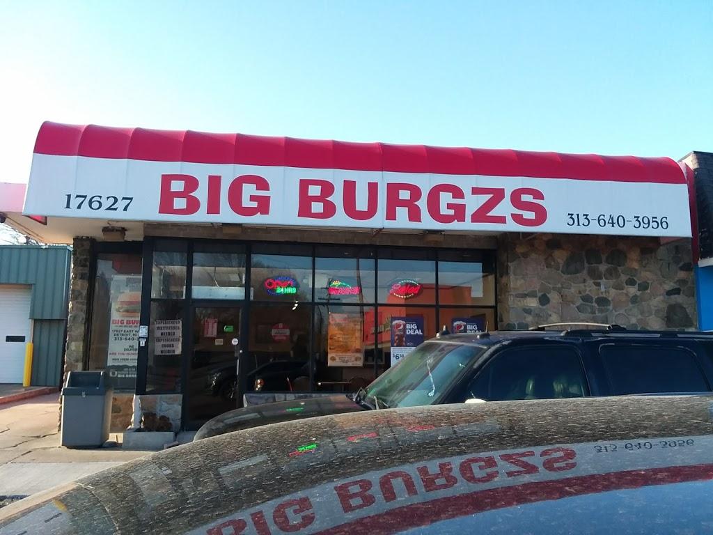 Motor City Burgzs - restaurant    Photo 2 of 10   Address: 17627 E Warren Ave, Detroit, MI 48224, USA   Phone: (313) 640-3956