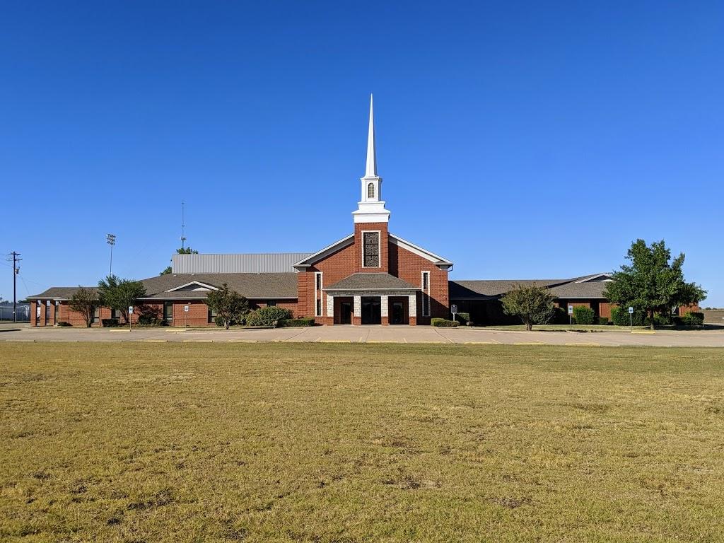 First Baptist Church - church    Photo 1 of 7   Address: 207 US-67, Alvarado, TX 76009, USA   Phone: (817) 783-5181