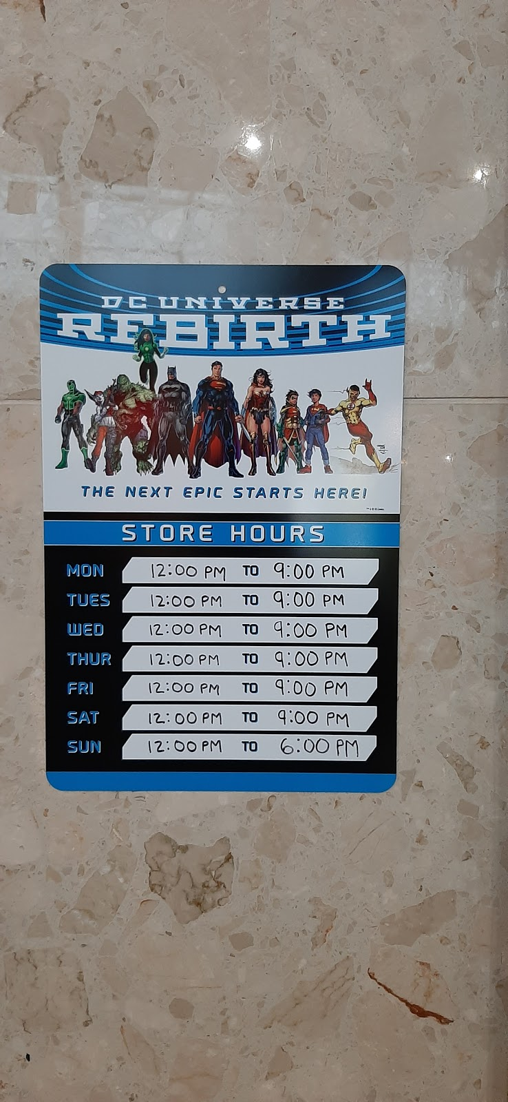 COMICS AND FRIENDS - book store  | Photo 5 of 10 | Address: 7850 Mentor Ave Suite 1054, Mentor, OH 44060, USA | Phone: (440) 255-4242