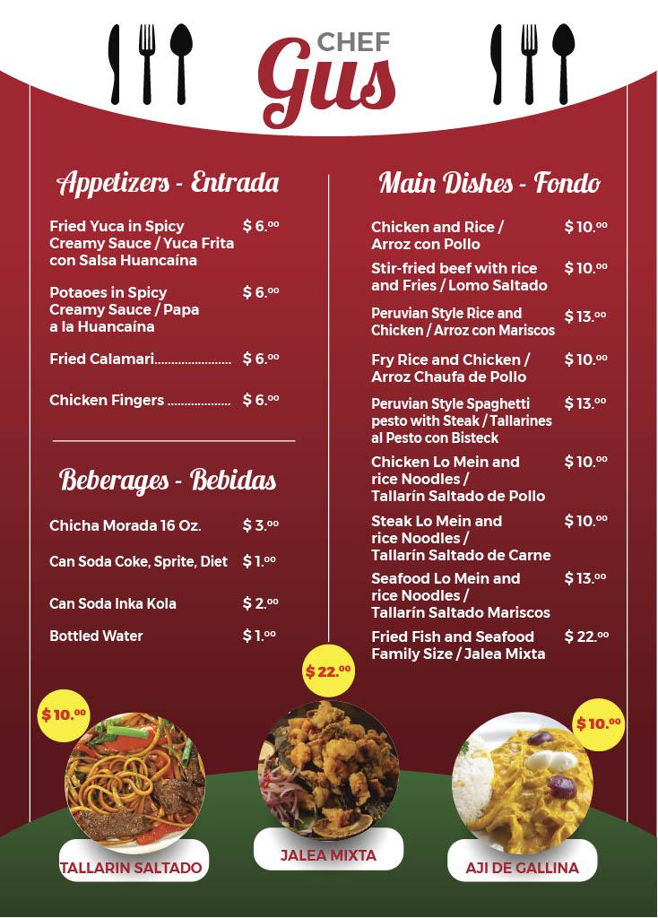 chefgus - restaurant  | Photo 5 of 8 | Address: 6308 McKinley St, Hollywood, FL 33024, USA | Phone: (754) 246-8874