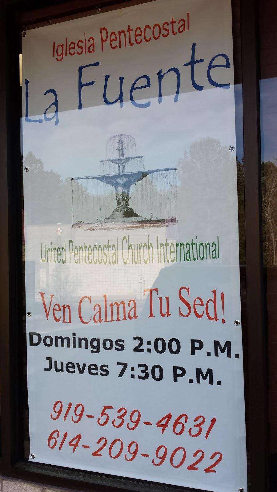 Church of La Fuente - church  | Photo 1 of 1 | Address: 240 Newton Rd, Raleigh, NC 27615, USA | Phone: (919) 539-4631